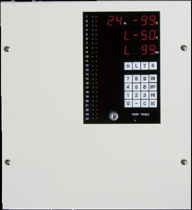 温度監視警報機サーモアラーム